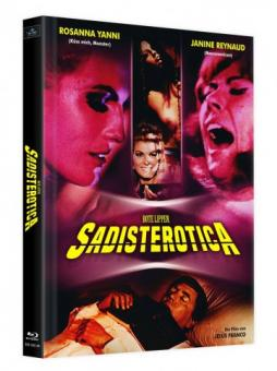 Sadisterotica - Rote Lippen (Limited Mediabook, Cover D) (1969) [FSK 18] [Blu-ray]