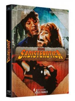 Sadisterotica - Rote Lippen (Limited Mediabook, Cover E) (1969) [FSK 18] [Blu-ray]