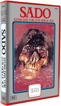 Sado - Stoß das Tor zur Hölle auf (Limited IMC Red Box, Vol. 06) (1979) [FSK 18] [Blu-ray]