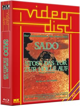 Sado - Stoß das Tor zur Hölle auf (Limited Kult-HD Hartbox, Cover A) (1979) [FSK 18] [Blu-ray]