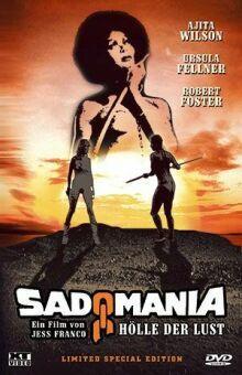 Sadomania - Hölle der Lust (Große Hartbox, Limitiert auf 1000 Stück) (1981) [FSK 18]