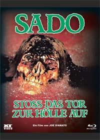Sado - Stoß das Tor zur Hölle auf (im Schuber) (1979) [FSK 18] [Blu-ray]