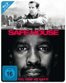 Safe House (Limited Steelbook) (2012) [Blu-ray]