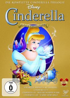Cinderella 1-3 - Trilogie (3 Discs)