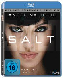 Salt (Deluxe Extended Edition) (2010) [Blu-ray]