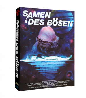 Samen des Bösen (Limited Mediabook, 2 Discs, Cover B) (1981) [FSK 18] [Blu-ray]