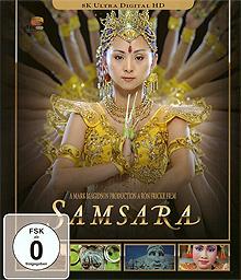Samsara (2011) [Blu-ray]