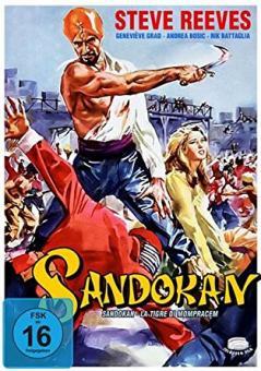 Sandokan (1963) [Gebraucht - Zustand (Sehr Gut)]