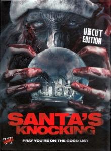 Santa's Knocking (Limited Mediabook, Cover A) (2015) [FSK 18]