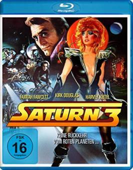 Saturn 3 (1980) [Blu-ray]