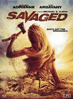 Savaged (Uncut Limited Mediabook, Blu-ray+DVD) (2013) [FSK 18] [Blu-ray]