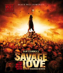 Savage Love - Uncut (2 Disc Edition) (2012) [FSK 18] [Blu-ray]