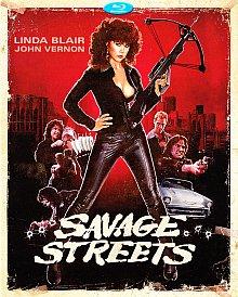 Savage Streets - Straße der Gewalt (1984) [FSK 18] [Blu-ray]