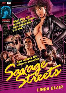 Savage Streets - Straße der Gewalt (1984) [FSK 18]