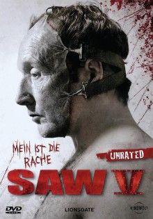 Saw V (Unrated) (2008) [FSK 18]