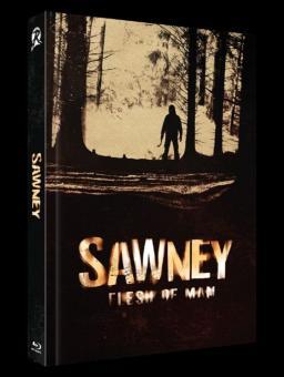 Sawney - Menschenfleisch (Limited Mediabook, Blu-ray+DVD, Cover B) (2012) [FSK 18] [Blu-ray]