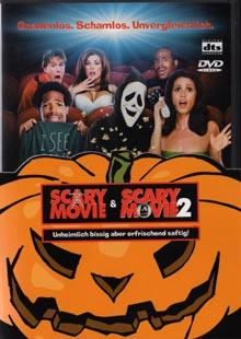 Scary Movie & Scary Movie 2 (2 DVDs)