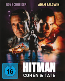 Hitman - Cohen & Tate (Limited Mediabook, Blu-ray+2 DVDs, Cover B) (1988) [Blu-ray]