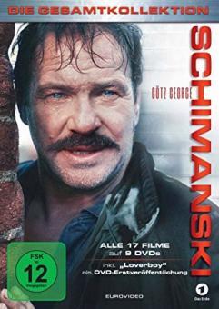 Schimanski Gesamtedition (9 DVDs)