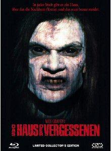 Das Haus der Vergessenen (Limited Uncut Mediabook, Blu-ray+DVD, Cover C) (1991) [FSK 18] [Blu-ray]