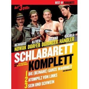 Schlabarett - Komplett (3 DVDs)