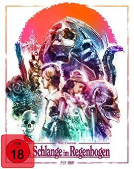Die Schlange im Regenbogen (Limited Uncut Mediabook, Blu-ray+2 DVDs) (1988) [FSK 18] [Blu-ray]