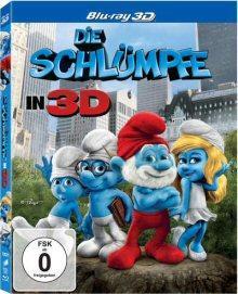 Die Schlümpfe (2D/3D Version) (2011) [3D Blu-ray]