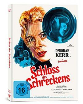 Schloss des Schreckens (Limited Mediabook, Blu-ray+DVD) (1961) [Blu-ray]