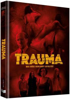 Trauma-das Böse Verlangt Loyalität (Limited Uncut Mediabook, Blu-ray+DVD, Cover B) (2017) [FSK 18] [Blu-ray]