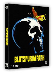 Blutspur im Park (Limited Mediabook, Blu-ray+DVD, Cover B) (1971) [Blu-ray]