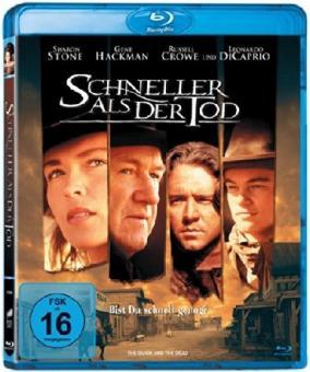 Schneller als der Tod (1995) [Blu-ray] [Gebraucht - Zustand (Sehr Gut)]