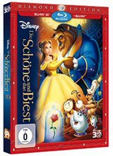 Die Schöne und das Biest (Diamond Edition +3D Blu-ray) (2 Discs) (1991) [3D Blu-ray]