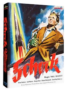 Schock (Limited Mediabook, Cover A) (1955) [Blu-ray] [Gebraucht - Zustand (Sehr Gut)]