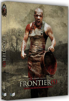 Frontier(s) (Limited Uncut Mediabook, Blu-ray + DVDs, Cover B) (2007) [FSK 18] [Blu-ray]