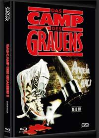 Das Camp des Grauens 3 - Sleepaway Camp 3 (Limited Mediabook, Blu-ray+DVD, Cover A) (1988) [FSK 18] [Blu-ray]