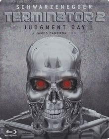 Terminator 2 - Judgment Day (Steelbook) (1991) [UK Import mit dt. Ton] [Blu-ray]