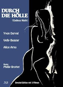 Durch die Hölle (Limited Mediabook, Blu-ray+DVD, Cover B, inkl. 2 Bonusfilme) (1972) [FSK 18] [Blu-ray]