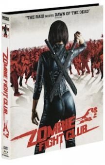 Zombie Fight Club (Limited Mediabook, Blu-ray+DVD, Cover E) (2014) [FSK 18] [Blu-ray]