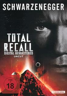 Total Recall (Remastered, Uncut) (1990) [FSK 18]