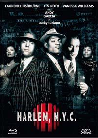 Harlem N.Y.C. (Limited Mediabook, Blu-ray+DVD, Cover B) (1997) [Blu-ray]