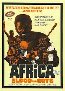 Africa Addio (Limited Mediabook, Blu-ray+DVD, Cover E) (1966) [FSK 18] [Blu-ray]