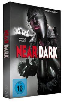 Near Dark - Die Nacht hat ihren Preis (3 Disc Limited Mediabook, Blu-ray+2 DVDs, Cover C) (1987) [Blu-ray]