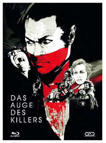 Das Auge des Killers (Limited Mediabook, Blu-ray+DVD, Cover E) (1987) [FSK 18]