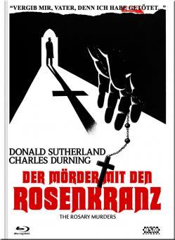 Der Mörder mit dem Rosenkranz (Limited Mediabook, Blu-ray+DVD, Cover B) (1987) [Blu-ray]