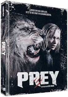 Prey - Beutejagd (Limited Mediabook, Blu-ray+DVD, Cover C) (2016) [FSK 18] [Blu-ray]