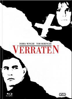 Verraten (Limited Mediabook, Blu-ray+DVD, Cover E) (1988) [Blu-ray]