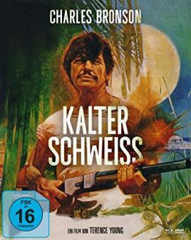 Kalter Schweiß (Limited Mediabook, Blu-ray+DVD, Cover B) (1970) [Blu-ray]