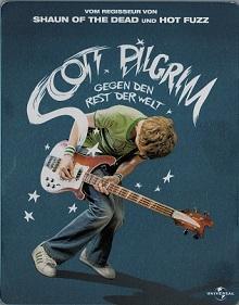 Scott Pilgrim gegen den Rest der Welt (Steelbook) (2010) [Blu-ray]