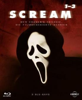 Scream 1-3 - Trilogy (Uncut) [FSK 18] [Blu-ray]