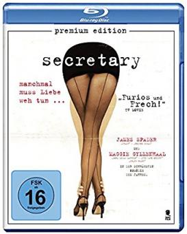 Secretary (Premium Edition) (2002) [Blu-ray]